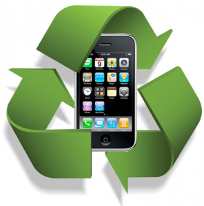 Recycle Used iPhone