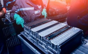 Recycling Lithium-Ion Batteries From Electric Vehicles